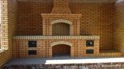 Строительство уличных печных комплексов от УютСтройКараганда!