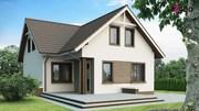 Строительство частных домов от УютСтройКараганда!